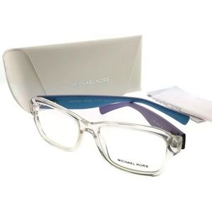 MK4036-3206-52 Women's Clear Frame Eyeglasses